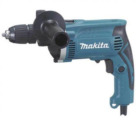 Vrtačka s příklepem Makita HP1631K 710W