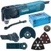 MultiTool Makita TM3010CX5J + příslušenství + systainer