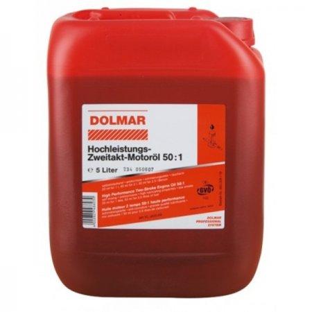 Olej motorový Dolmar 2-takt ( kanystr 5 litrů )