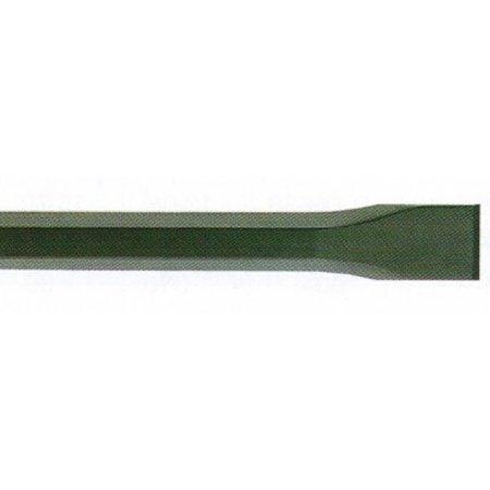 Sekáč plochý s upnutím šestihran 30mm Makita