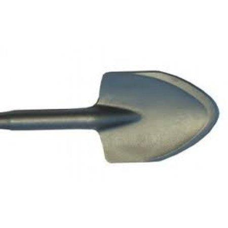 Sekáč rýčový s upnutím šestihran 30mm Makita