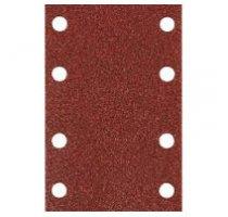 Brusné papíry Makita 93x185mm, pro vibrační brusky /bal.10ks/