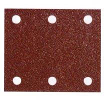 Brusné papíry Makita 114x102mm, pro vibrační brusky /bal.10ks/