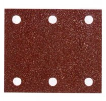 Brusné papíry Makita 114x102mm, pro vibrační brusky /bal.50ks /