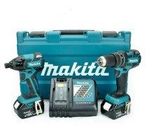 Sada aku strojů Makita DLX2006M
