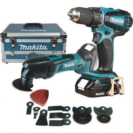 Sada aku strojů Makita DLX2031YX1