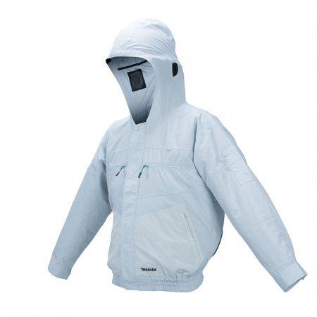Aku bunda XL s ventilátory Makita solo